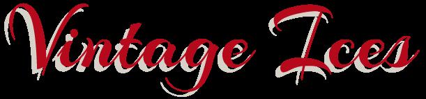 vintage ices logo